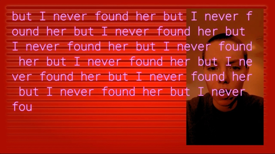 I Never Found Her 1